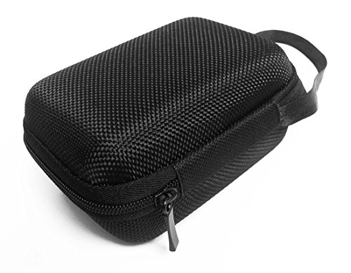FitSand(TM) Carry Travel Zipper EVA Hard Case for Phase 10 Card Game - Black Box, Blacker Box, Best Protection for Phase 10 Cards