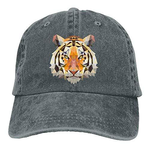 Hat Mini Baseball Cap béisbol Male Tiger Adjustable Denim Yuting Gorras Africa Geometric gO6x7UY