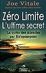 Zéro Limite - L'ultime secret par Vitale