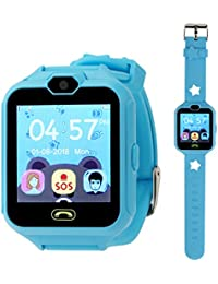 Kids Phone Smart Watch Games Watch for 4-15 Years Old...