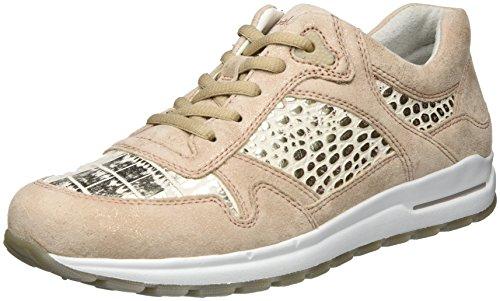 Sneakers Comfort Gabor Damen, Rosa Grau (rosa / Rame 94)