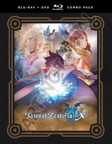 Tales Zestiria Season One Blu ray product image