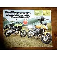 REVUE MOTO TECHNIQUE KAWASAKI VERSYS 650 de 2007 et 2008 HONDA CB600 F et FA HORNET de 2007 et 2008 RRMT0150.1 - Réédition