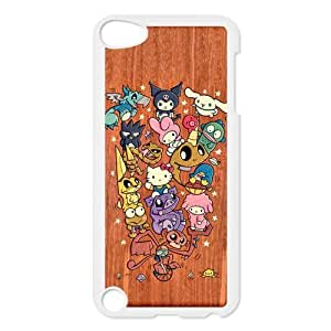 Custom Your Own Personalized Unique Sanrio people group photo Ipod Touch 5th Durable Case Cover
