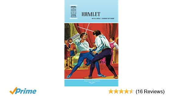 Amazon.com: Hamlet (Ariel Juvenil Ilustrada) (Volume 6) (Spanish Edition) (9789978181713): Ana Bergholtz, William Shakespeare, Tarquino Mejía, ...