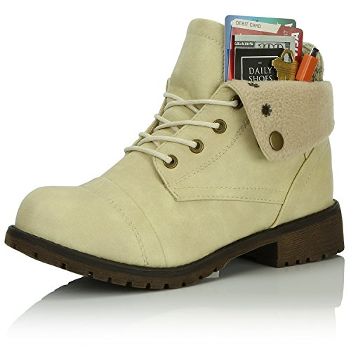 Buy beige boots ankle