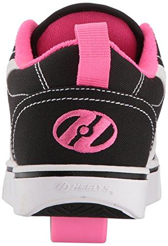 Multicolore 000 black White Pink Enfant De Chaussures Fitness Heelys Mixte PqawvXX