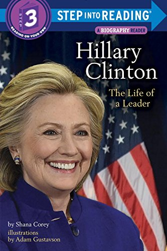 Hillary Clinton Life Leader Reading product image