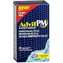 Advil PM Liqui-Gels - 80 liquid filled capsules