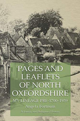 Pages and Leaflets of North Oxfordshire