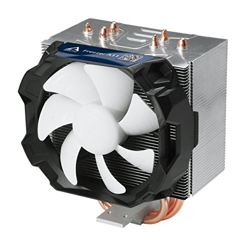 ARCTIC Freezer A11 - Silent 150 Watt CPU Cooler for AMD Sockets FM2/FM1/AM3+/AM3/AM2+/AM2 with improved 92 mm PWM Fan - Easy Installation - Professional MX4 Thermal Compound included