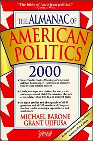 Book Almanac of American Politics 2000 by Michael Barone (1999-08-03)