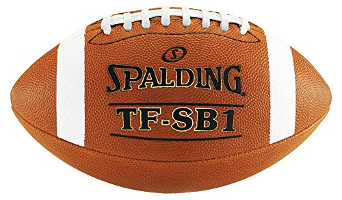 Spalding® TF-SB1 NFHS Football - Nfhs Yellow Leather