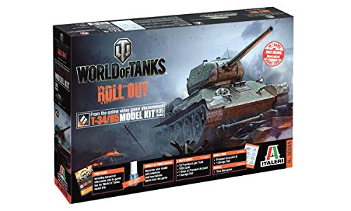 Model Kit World Tanks Scale