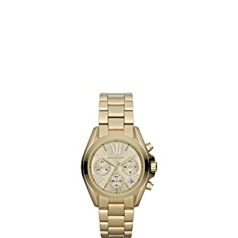 ee796845d797 Image Unavailable. Image not available for. Color  Michael Kors Women s  Bradshaw Watch