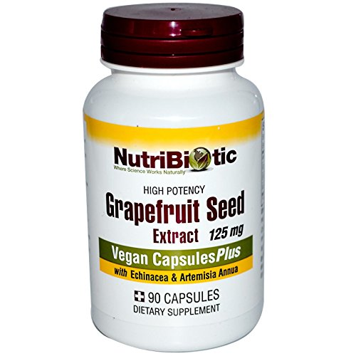 Nutribiotic Gse Capsules Plus, 125 Mg, 90 Count