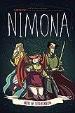 """""""Nimona"""" av Noelle Stevenson"""