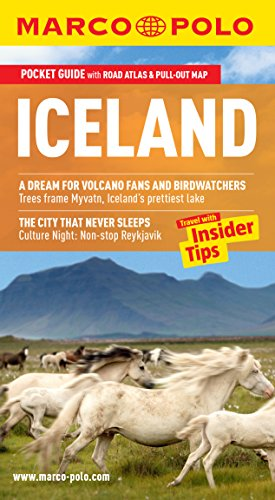 Iceland Marco Polo Guide (Marco Polo Guides)