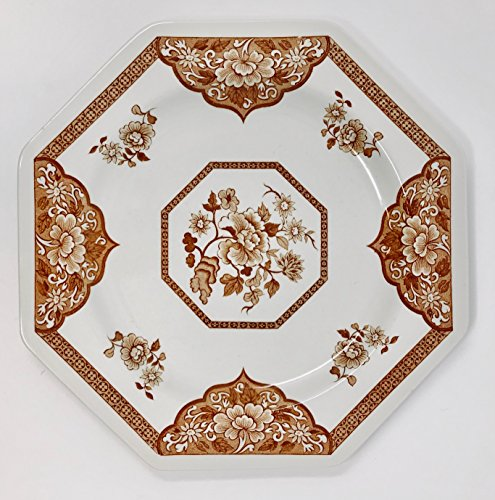J G Meakin England (Royal Staffordshire Replacement Plate, Old Pekin Ironstone, Made By J&G Meakin England)