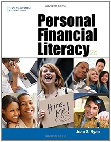 Personal Finance for middle school junior high students