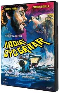 Nadie Oyó Gritar [DVD]
