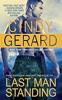 Last Man Standing (Black Ops Book 7) by [Gerard, Cindy]