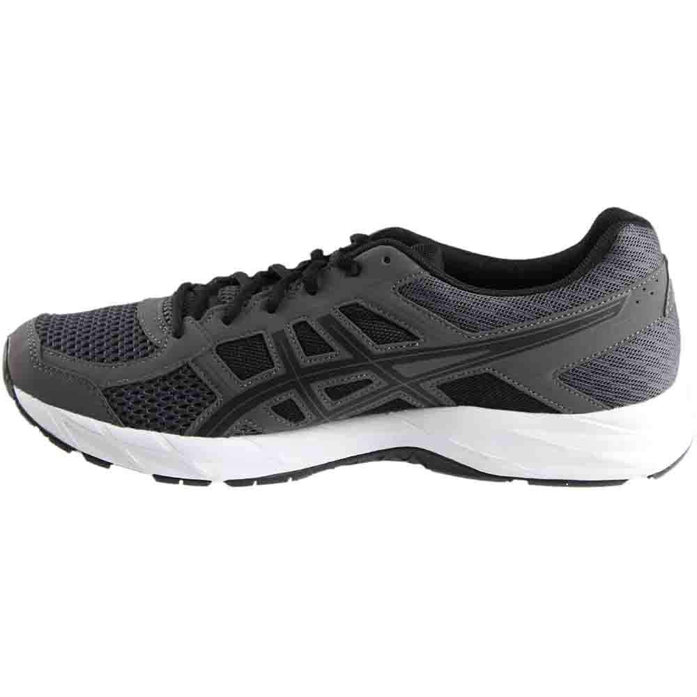 ASICS Mens Gel-Contend 4 Running Shoe Dark Grey/Black/Carbon 7 Medium US by ASICS (Image #4)