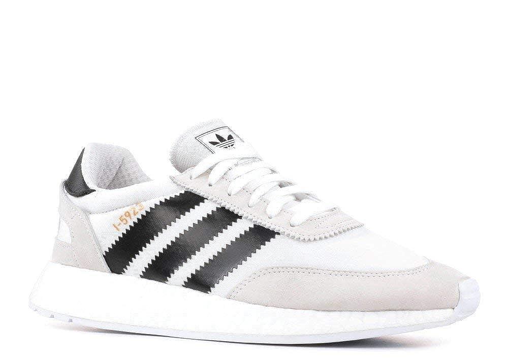 Blanc Noir Noir Adidas I-5923 Basket Mode Homme  grande vente