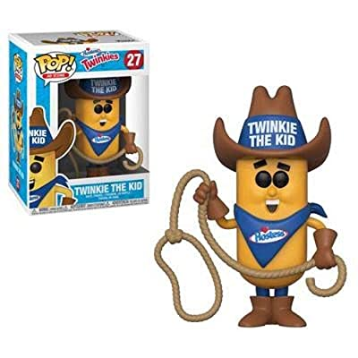 Funko Pop Ad Icons: Hostess - Twinkie The Kid (Style May Vary) Collectible Figure, Multicolor: Toys & Games