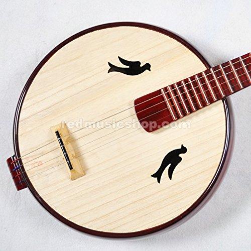 Quality Hardwood Xiao Ruan, Chinese Xiao Ruan Lute
