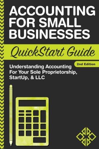 Accounting Businesses QuickStart Understanding Proprietorship