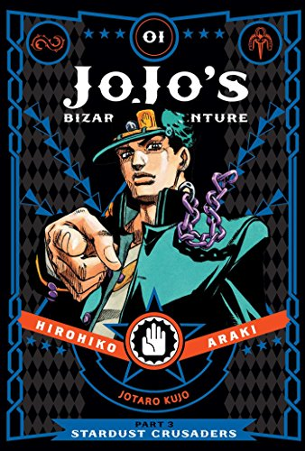 JoJo's Bizarre Adventure: Part 3--Stardust Crusaders Vol. 1: Volume 1