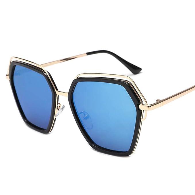 parzinkk Gafas De Sol De Cara Redonda Para Mujer, Gafas De ...