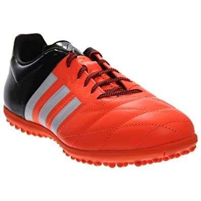 san francisco 13278 6f1b8 Amazon.com | adidas Mens Ace 15.3 TF Leather Athletic ...
