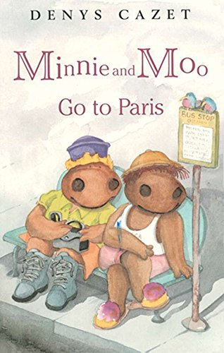 Minnie and Moo Go to Paris (Minnie and Moo (DK Paperback))