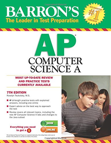 ap computer science tutor We work with students in ap computer science to help them get ready for the exam a tutoring session will help students.