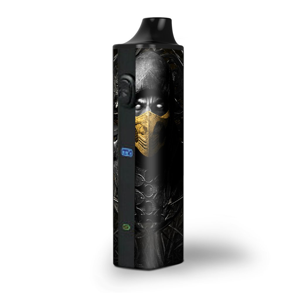 Amazon.com: Skin Decal Vinyl Wrap for Pulsar APX Vape Dry ...