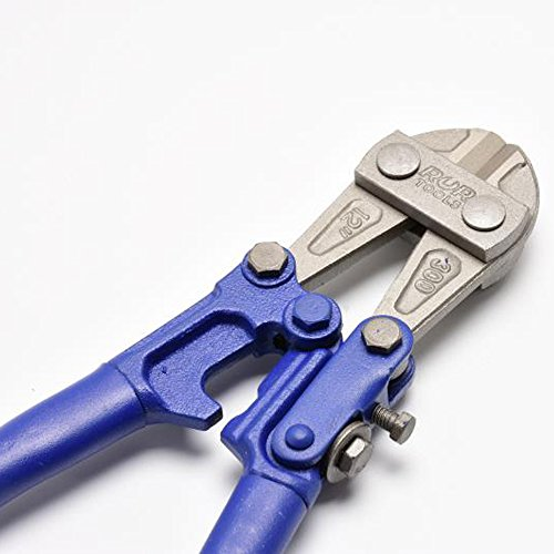 RUR 12 Inch Heavy Duty Bolt Cutter,Chrome Molybdenum Steel Blade