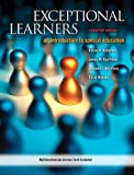 Exceptional Learners: An Introduction to Special Education, Canadian Edition Plus MyEducationLab without Pearson eText -- Access Card Package
