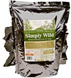 Simply Wild Chicken and Brown Rice for Adult Dogs, 12-Pound, My Pet Supplies