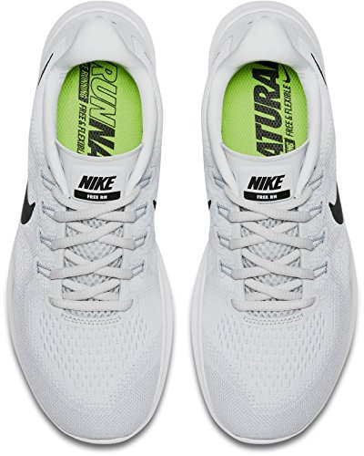 Nike Womens Free Rn 2017 Scarpa Da Corsa Bianco / Nero-m