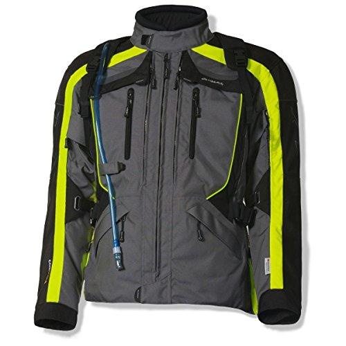 Olympia X Moto 2 Jacket Neon Yellow M