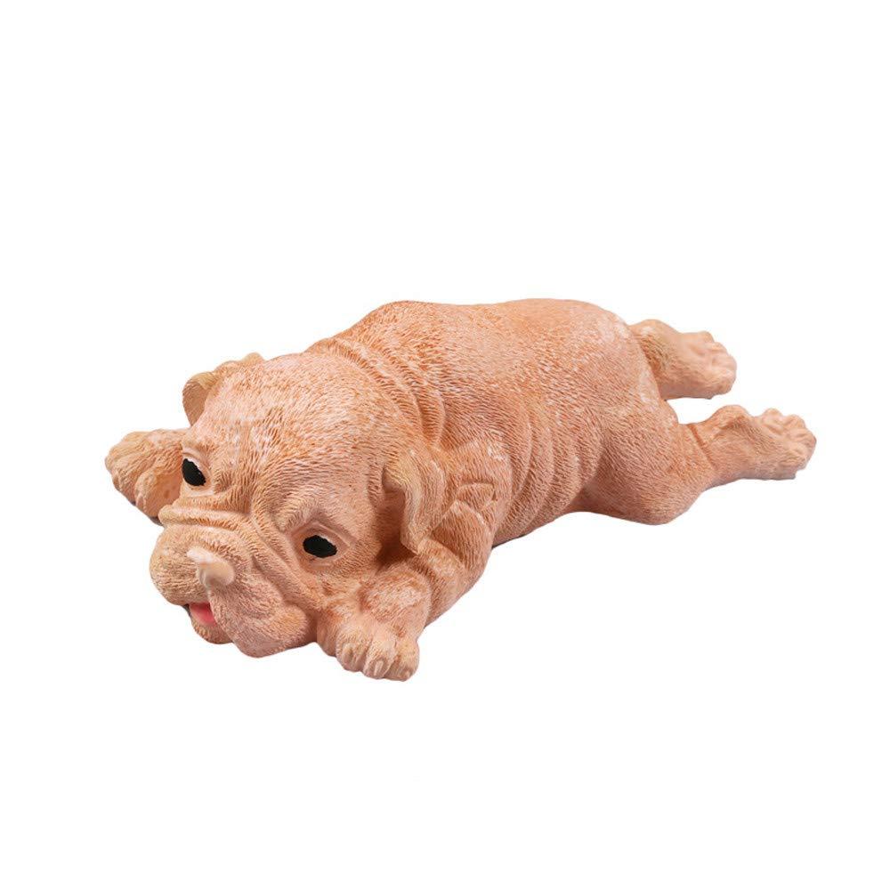 Adagod Puppy Bulldog Silicone Dirty Dog Ice Cream Cake DIY Fondant Mold Cake Sugar Mould Craft Tool