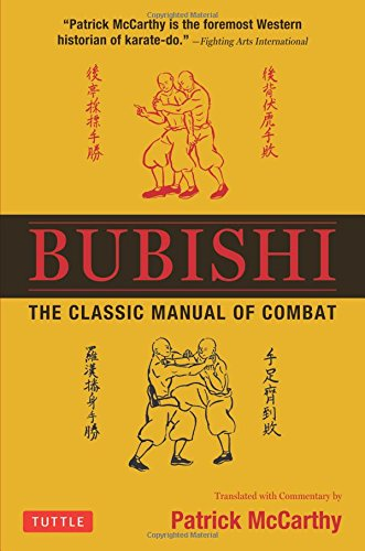 Bubishi The Classic Manual of Combat