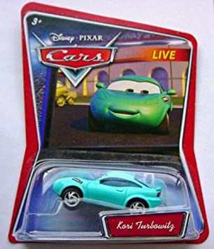 Disney Pixar Cars Walmart Exclusive - Kori Turbowitz