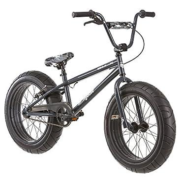 Mongoose Bmax Boy's Fat Tire Bike, 20