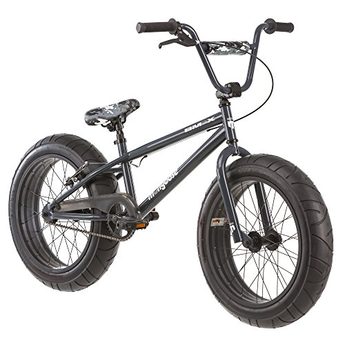 Pacific Cycle Mongoose Bmax Boy's Fat Tire Bike, 20""