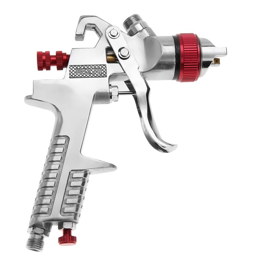 professionelle Schwerkraft Spritzpistole f/ür die Reparatur von Autolacken Lackierpistole Spr/ühpistole Malerpistole 1,4 mm D/üse 600 ml Mini Spritzpistole Farbspritzpistole