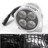 FidgetFidget 4LED Infrared Night vision IR Light illuminator lamp for IP CCTV CCD Camera