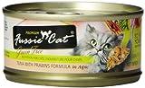 Fussie Cat Premium Tuna With Prawns Cat Food – 24 – 2.82-Oz. Cans